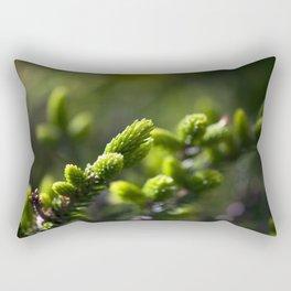 Evergreen II Rectangular Pillow