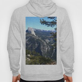 Imposing Glacier Point View Hoody