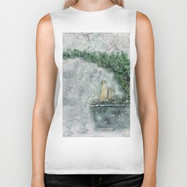 Bonsai Art Biker Tank
