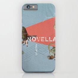 Novella- Mixed media iPhone Case