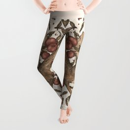 Coyote Love Letters Leggings