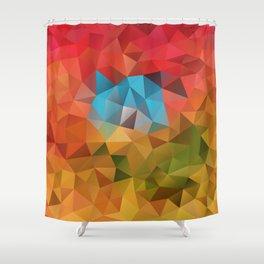 Autumn pattern WND Shower Curtain