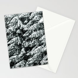 Conifer Trees Stationery Cards