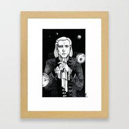 Mandor Framed Art Print