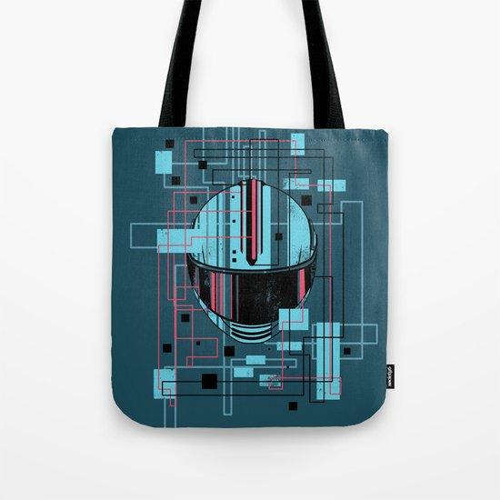 Reticent. Tote Bag