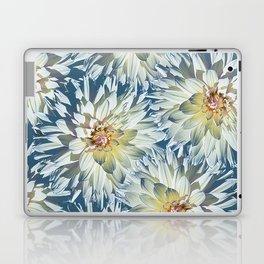 Dahlias 2 Laptop & iPad Skin
