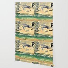 Arthur Garfield Dove - Seneca Lake - Digital Remastered Edition Wallpaper
