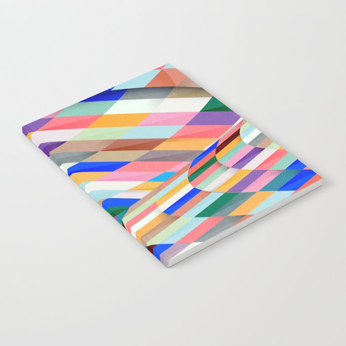 Colourful Twist Notebook