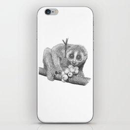 Slow Loris (Kera Duku) iPhone Skin