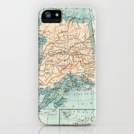 Vintage Alaska iPhone Case