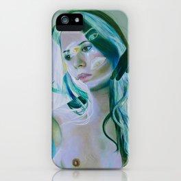Innocence Verde iPhone Case