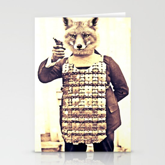 FOXRIOT Stationery Cards