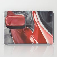lincoln iPad Cases featuring Lincoln MKS by Craig Holland Illustration