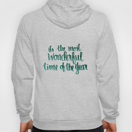 It's the most wonderful time of the year Hoody