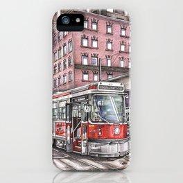 Spadina King iPhone Case