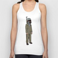 boba Tank Tops featuring Boba Steez by Greg Koenig