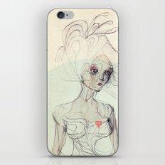 Ink and tea iPhone & iPod Skin