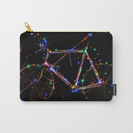 LIGHT UP MY BIKE Carry-All Pouch