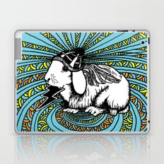 Patrick Swayze the rabbit Laptop & iPad Skin