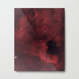 North America Nebula Metal Print