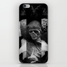 The Devil Woke In His Heart With A Thousand Vile Suggestions iPhone Skin