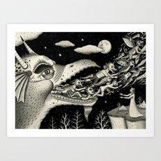 Reawakened Art Print