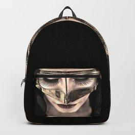 Neqab Portrait Backpack