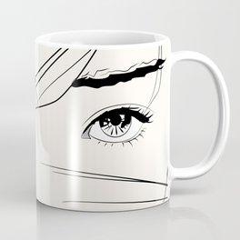 Under The Mask Coffee Mug
