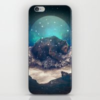 jazzberry iPhone & iPod Skins featuring Under the Stars (Ursa Major) by soaring anchor designs