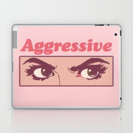 Aggressive Laptop & iPad Skin