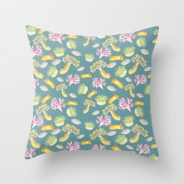 Tidepool Collections Throw Pillow