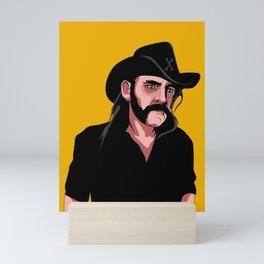 Lemmy Motor Head Mini Art Print