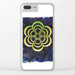Portalattice Clear iPhone Case