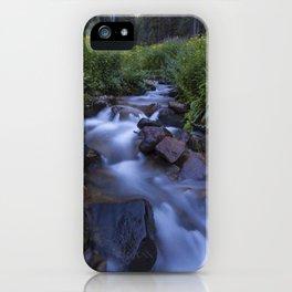 Rocky Mountain h2o iPhone Case
