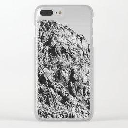 Landscape Joshua Tree 7340 Clear iPhone Case