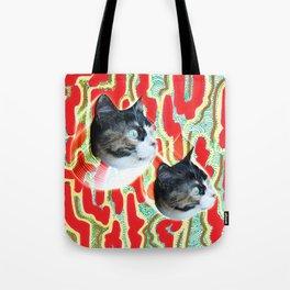 Cuca the Cat Tote Bag