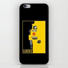 Carface iPhone & iPod Skin