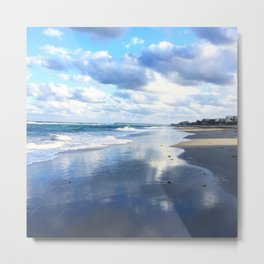 Atlantic Vibes Metal Print