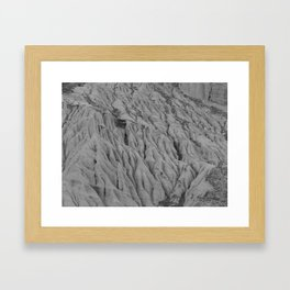 Rivers of Time Framed Art Print