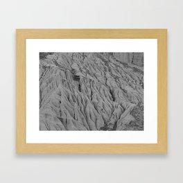 Rivers of Time Framed Art Print