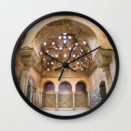 #laAlhambradeldia 247 Wall Clock