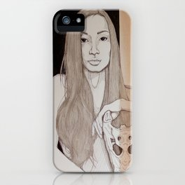 Hatful of hallow iPhone Case