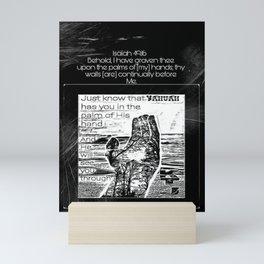 Scripture Pictures 16-01 Mini Art Print