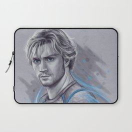 He's Fast Laptop Sleeve