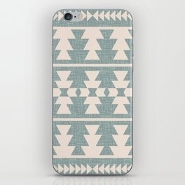 Southwestern Pattern 127 iPhone Skin