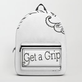 Get a Grip - Octopus Backpack