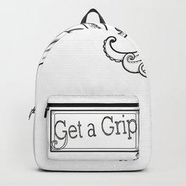 Get a Grip - Octopus Backpack