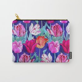 Tulips field Carry-All Pouch