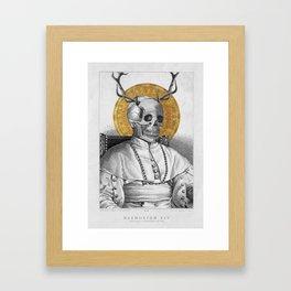 Pater Nostrum Framed Art Print