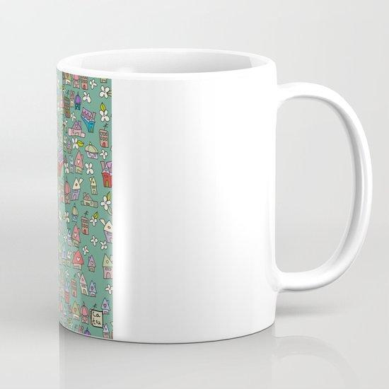 Houses - eco Mug